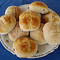 Petits pains au muesli, miam! miam!