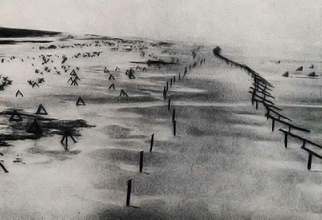 Obstacles de plage