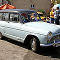 Simca aronde P60 ranch (1960-1963)(7ème bourse d'échanges autos-motos de Chatenois) 01