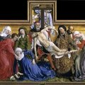 Museo del Prado brings together for <b>the</b> first time four masterpieces by Van der Weyden