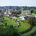 Site historique de l'Abbaye Saint-Evroult (<b>Pays</b> <b>d</b>'<b>Ouche</b> ornais): grandes fêtes vikings les 24 et 25 août 2019