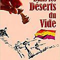 Dans les déserts du vide tome 1 - lydia valldepérez