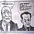 Chirac et sarko
