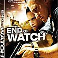 End of Watch: une plongée à l'intérieur de la LAPD!