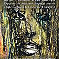 Exposition christophe alzetto au café culturel de saâcy