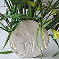De la poterie pour pâques