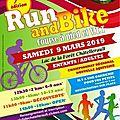 Run & Bike Châtellerault Samedi 9 mars