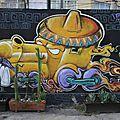 Street art Mexique