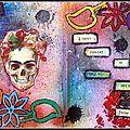 Art journal: semaine 8