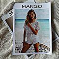 Vu chez <b>Mango</b>-Eté