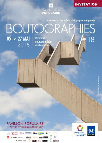 Visuel Invitations aux Boutographies 2018