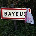 Km 10445 direction bayeux- le voyage du sac des abonnées