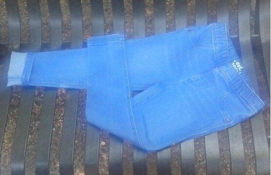 Pantalon bleu jean est 1961, 4 ans