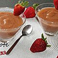 Compote pomme - fraise (cookeo)