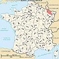 57 : département de la Moselle
