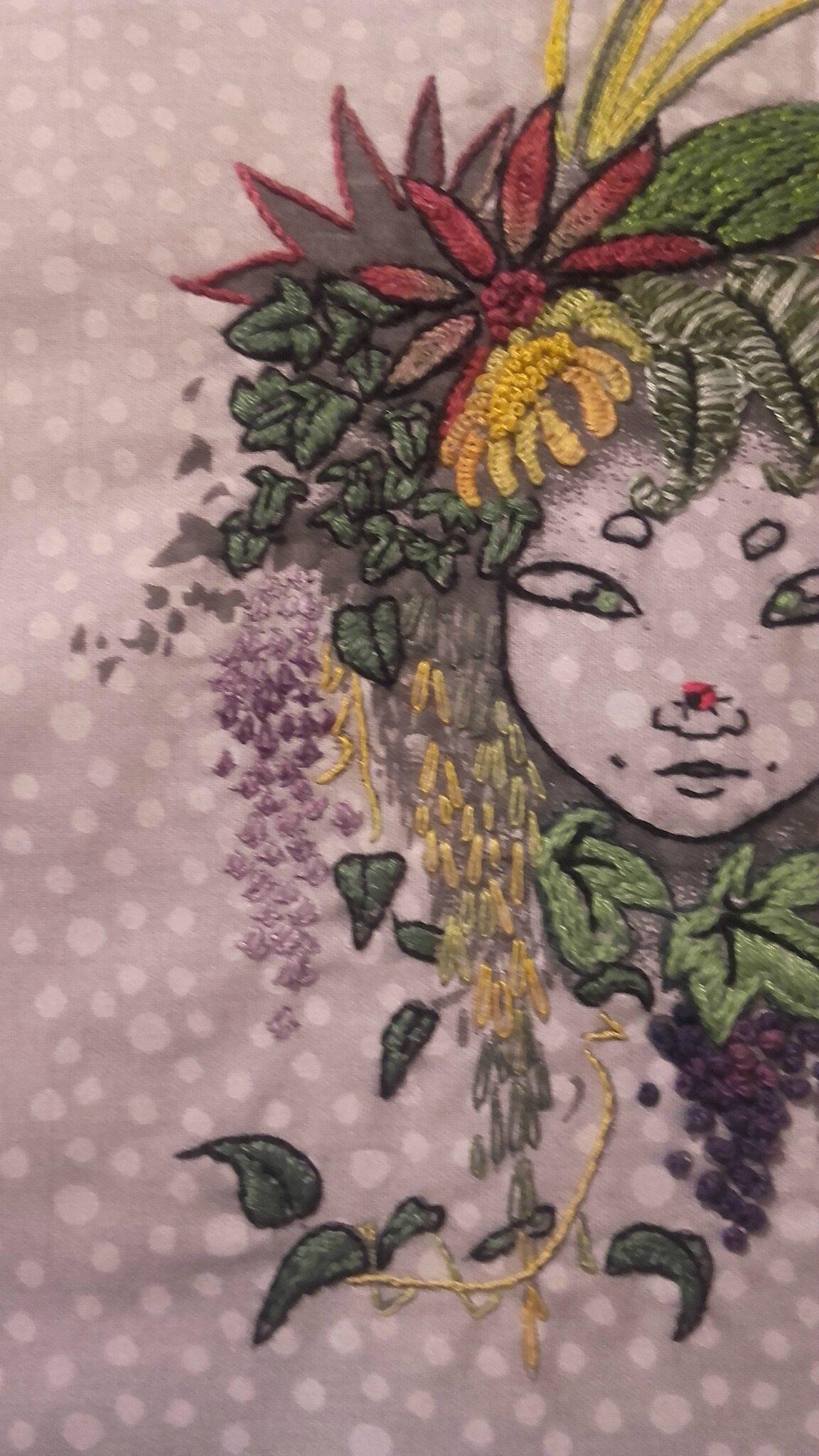 Détails Femme Fleur (3)