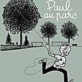 Cover Paul au parc 150dpi