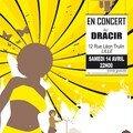Funkadeena en concert au dracir (lille)