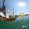 En 1196, l'armateur rochelais <b>Alexandre</b> Aufrédy décide d'envoyer sept navires de sa flotte à l'aventure vers les côtes africaine