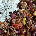 Chili con carne façon