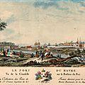 vue de la citadelle sur le bastion du roi