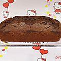 Cake au chocolat et à l'orange ultra moelleux