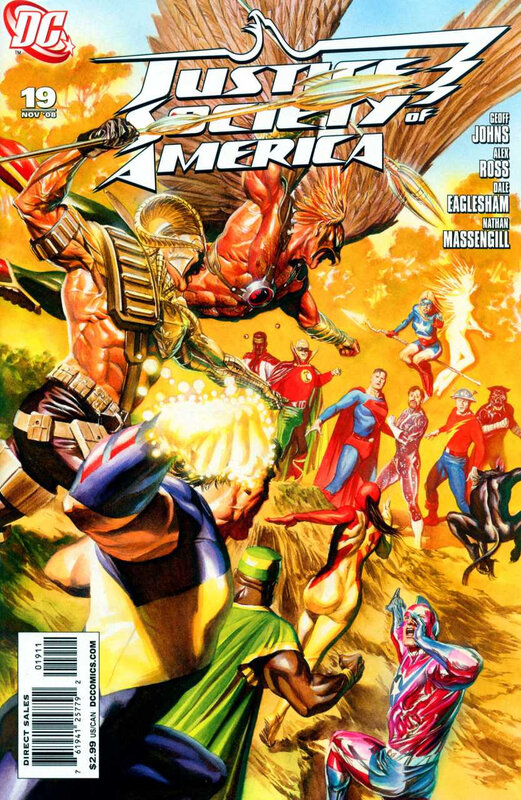 justice society of america 19