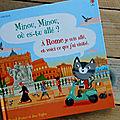 <b>Minou</b> <b>Minou</b> à Rome [Chut, les enfants lisent]