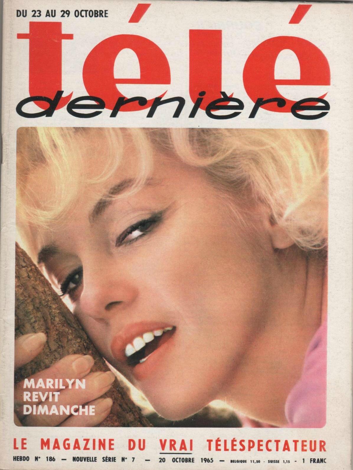 télé dernière (fr) 1965