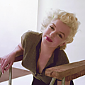 21/02/<b>1955</b>, Connecticut - Trestle par Milton Greene