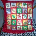 Coussin Patch