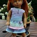 Cassandra - poupée Sylvia Natterer - 35 cm