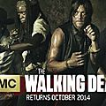 The Walking Dead - Saison 5 - Le 1er Trailer Officiel
