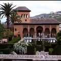 Andalousie , Grenade, Alhambra