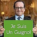 ps hollande enarque humour clown guignole