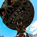 <b>The</b> <b>Legend</b> <b>of</b> <b>Zelda</b> : Majora's Mask de retour sur la console virtuelle Wii U dès jeudi