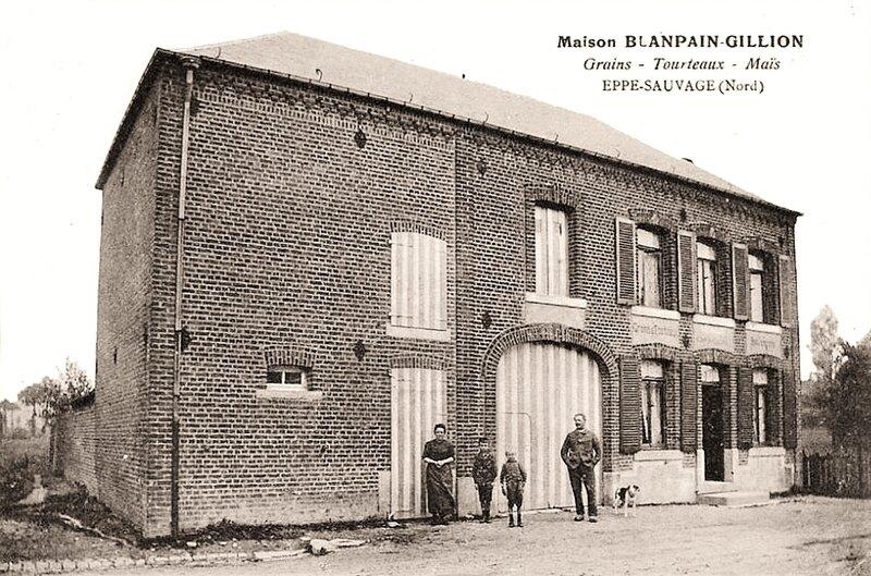 EPPE-SAUVAGE-Maison Blanpain-GILLION