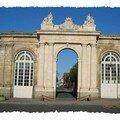 Corbie, la Porte monumentale