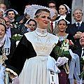 Marine le boursico, reine d'arvor 2011