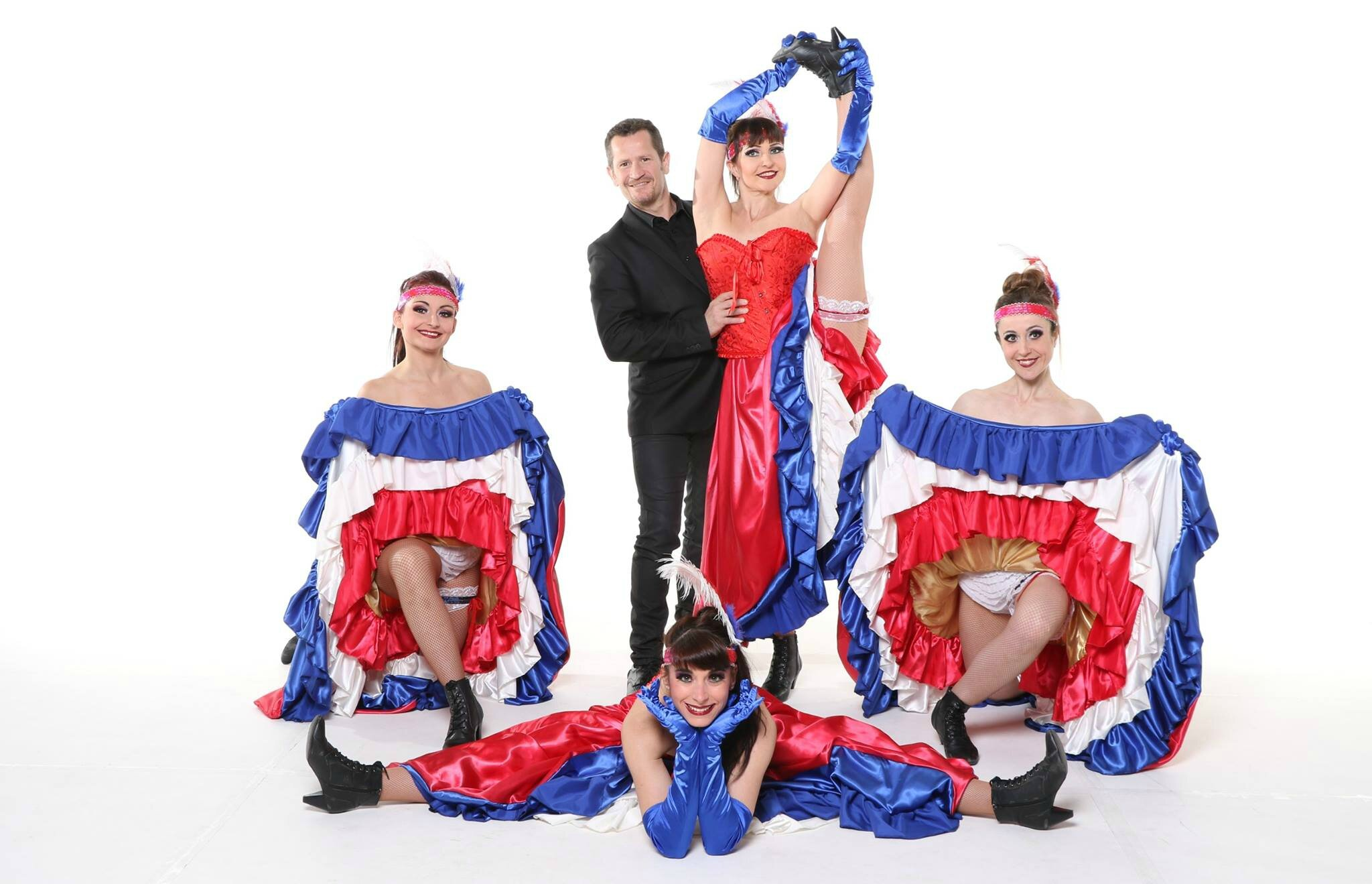 JUPES French Cancan