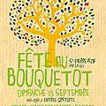 La fête au bouquetot - dimanche 15 septembre 2013