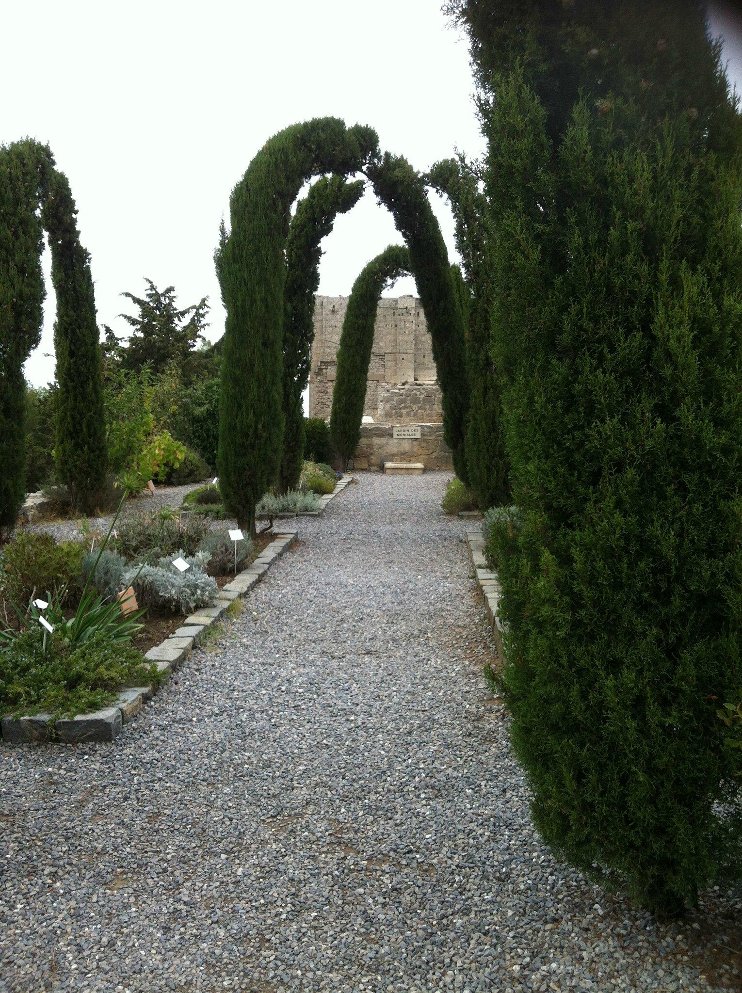 Jardin des Moniales