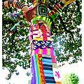l'arbre du jardin du Mail
