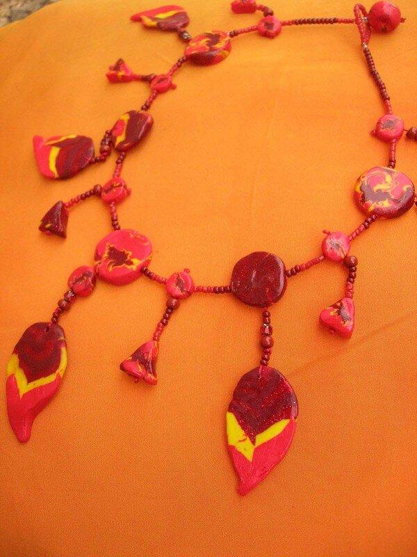 Un collier d'automne pour mathilde, vue 3