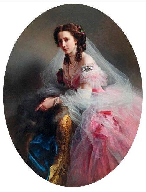 1858 - Princesse Anne de Prusse