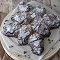 Brioche flocon aux pépites de chocolat