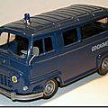 Renault Estafette Gendarmerie 05