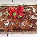 Le gouaron : gâteau pour petits et grands