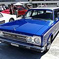 Plymouth Belvedere <b>wagon</b>-1967