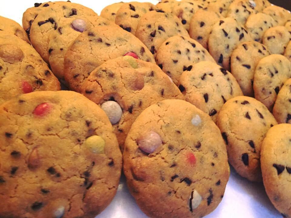 cookies inratables croustillants et moelleux